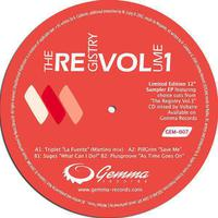 The Registry Vol. 1 (Choice Cuts) - EP packshot