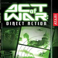 Act Of War Soundtrack packshot