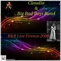 R&B Live Firenze 2008 - EP packshot
