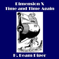 Dimension X - Time and Time Again - EP packshot