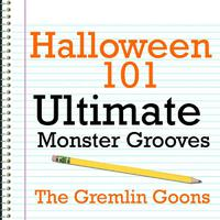 Halloween 101 - Ultimate Monster Grooves packshot