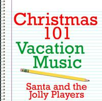 Christmas 101 - Vacation Music packshot