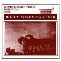 Boult Conducts Elgar packshot