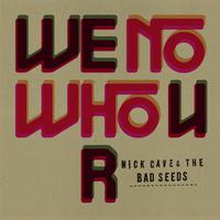 We No Who U R - Single packshot