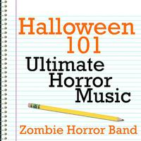 Halloween 101 - Ultimate Horror Music packshot