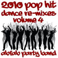 2010 Pop Hit Dance Re-Mixes Vol. 4 packshot