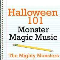 Halloween 101 - Monster Magic Music packshot