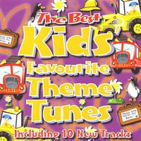 The Best Kids' Favourite Theme Tunes packshot