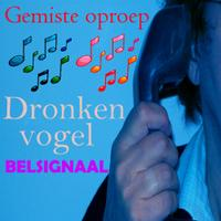 Dronken Vogel Belsignaal - Single packshot