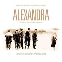 Alexandra (Original Motion Picture Soundtrack) packshot
