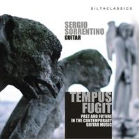 Tempus Fugit - Past and Future in the Contemporary Guitar Music packshot