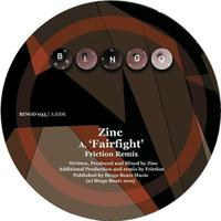 Fairfight (Friction Remix) - Single packshot