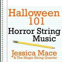 Halloween 101 - Horror String Music packshot