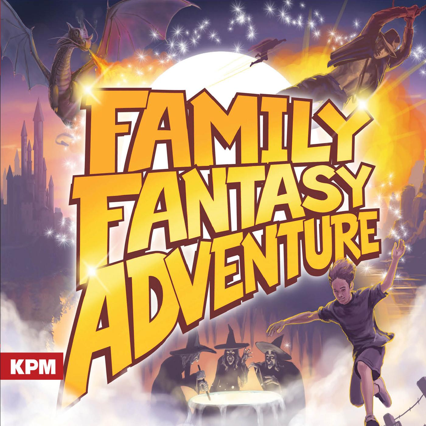 Film Scores - Family Fantasy Adventure