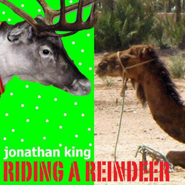 Riding A Reindeer - Single