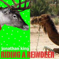Riding A Reindeer - Single packshot