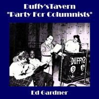 "Duffy's Tavern - ""Party For Columnists"" - EP packshot"