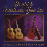Be Still & I Will Seek Your Face packshot
