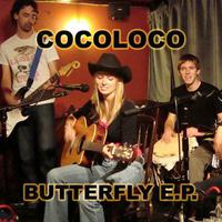 Butterfly - EP packshot