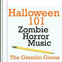 Halloween 101 - Zombie Horror Music packshot