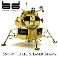 Snow Flakes and Laser Beams (feat. Adam Lacroix) - EP packshot