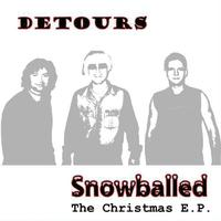 Snowballed (The Christmas EP) - EP packshot