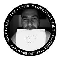 The 4 Strings Conspiracy, Vol. 2 - Single packshot