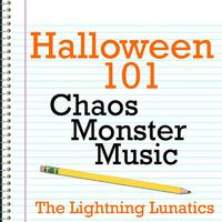 Halloween 101 - Chaos Monster Music packshot