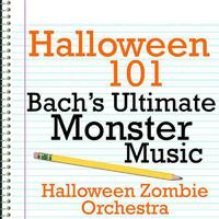 Halloween 101 - Bach's Ultimate Monster Music packshot