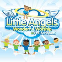 Little Angels: Wonderful Worship for Pre-Schoolers packshot
