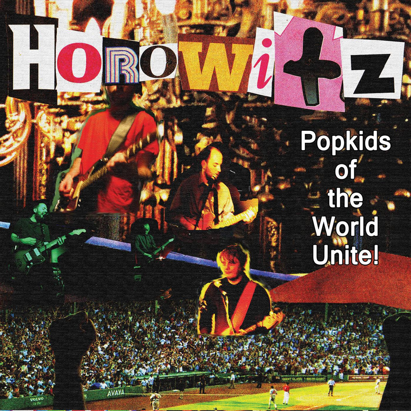 Popkids Of The World Unite!