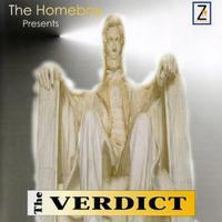 The Verdict packshot