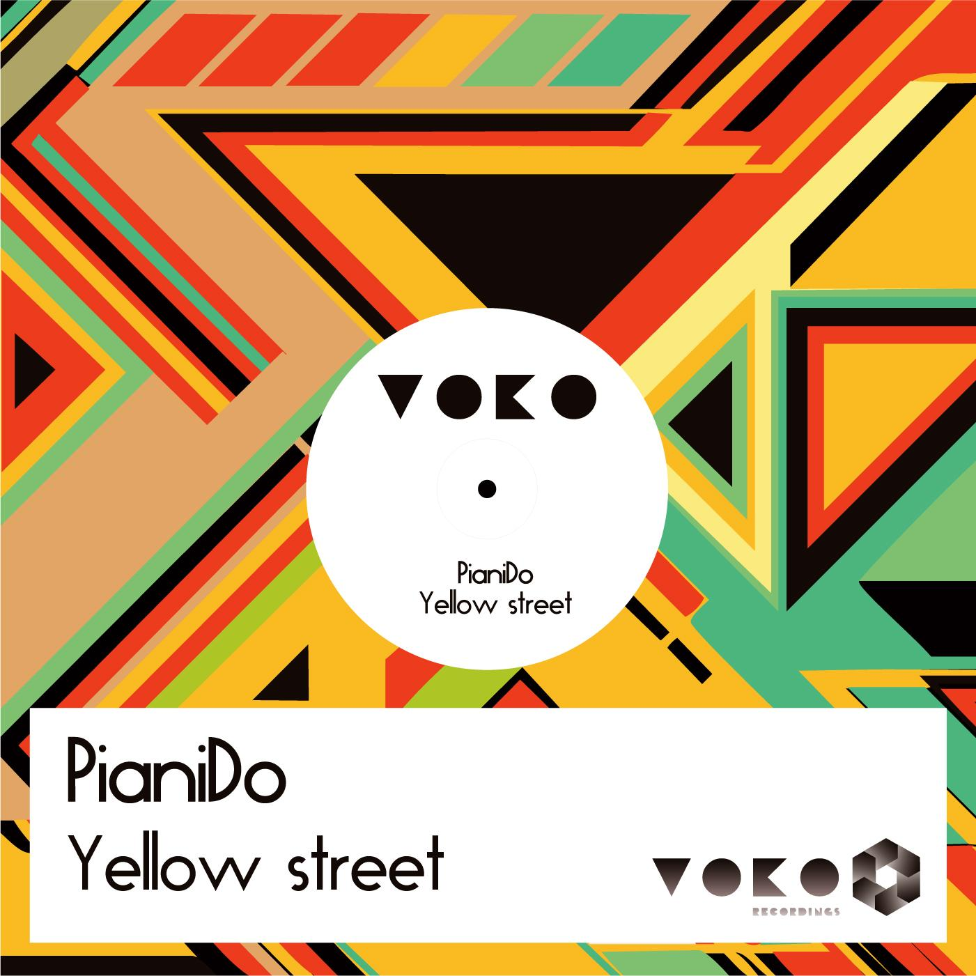 Yellow Street - Single