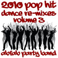 2010 Pop Hit Dance Re-Mixes Vol. 3 packshot