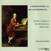 A Harpsichord For Mr Gainsborough packshot