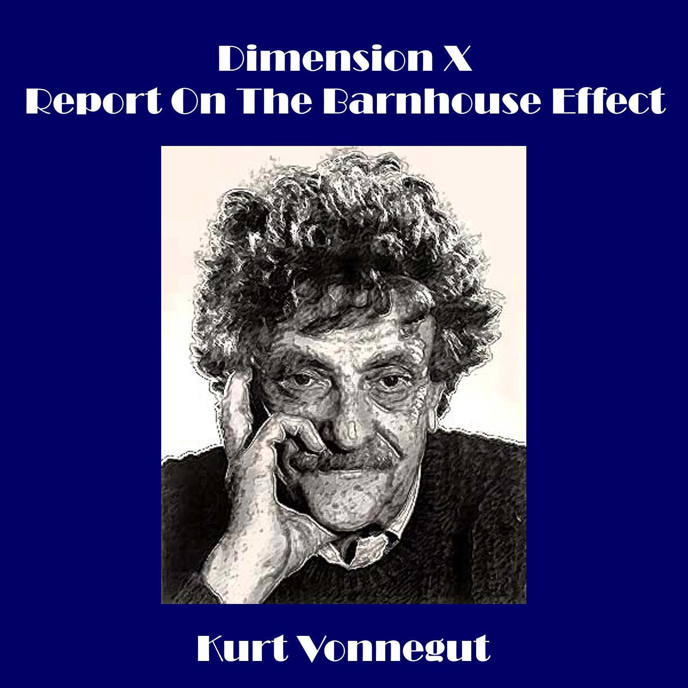 Dimension X - Report On The Barnhouse Effect - EP