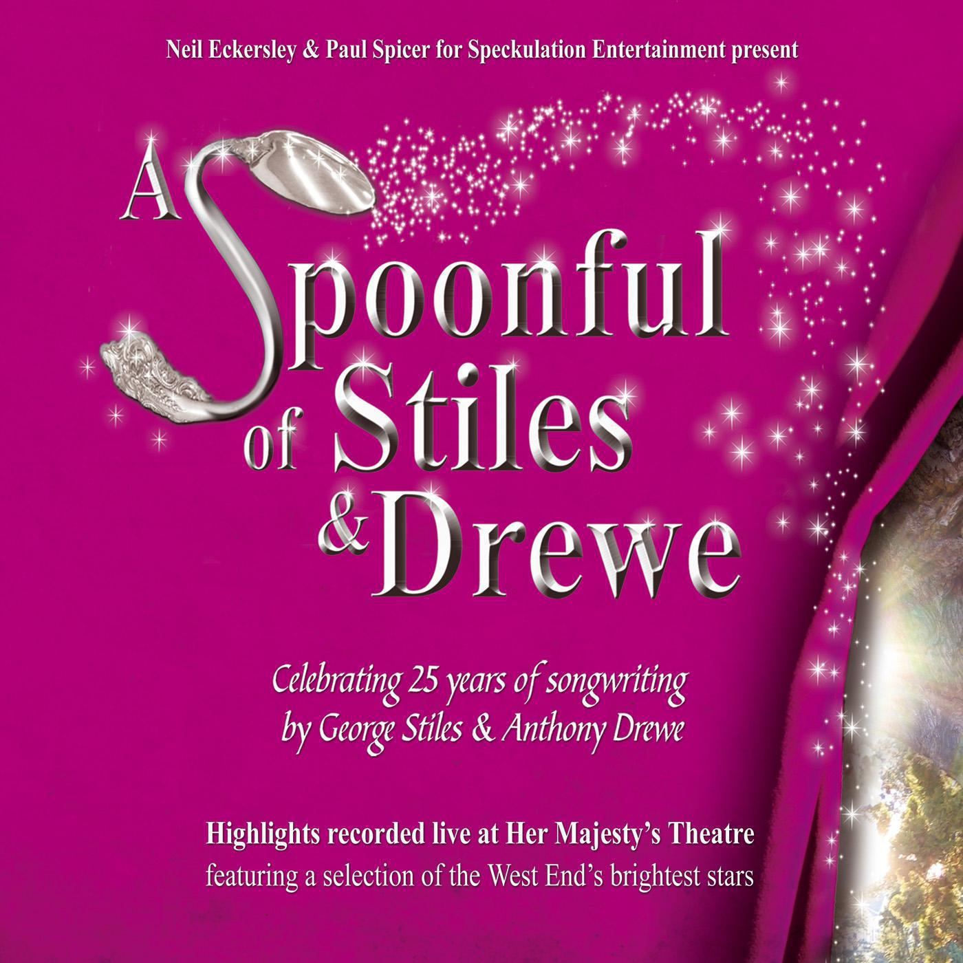 A Spoonful of Stiles & Drewe (Original Cast Recording)