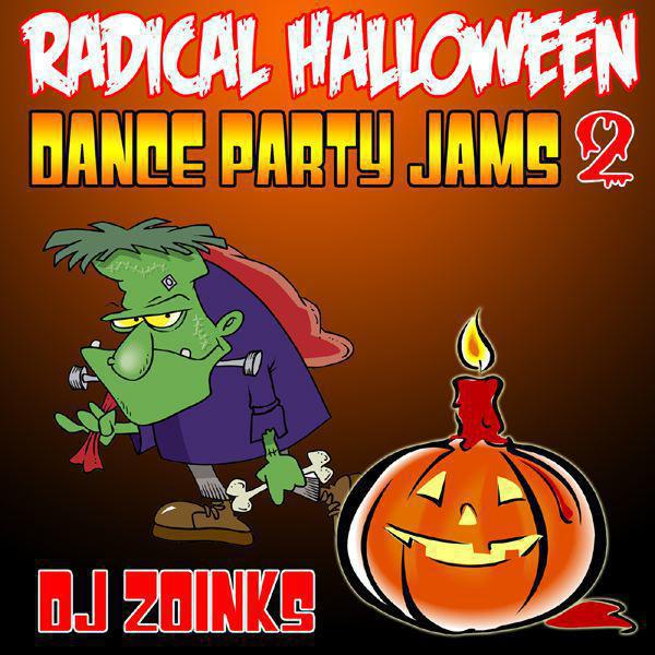 Radical Halloween Dance Party Jams 2