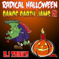 Radical Halloween Dance Party Jams 2 packshot