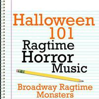 Halloween 101 - Ragtime Horror Music packshot