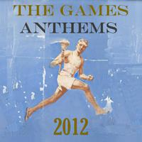 The Games Anthems 2012 packshot