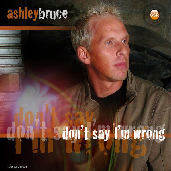 Don't Say I'm Wrong - Single