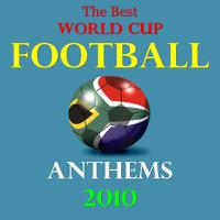 World Cup Football Anthems packshot