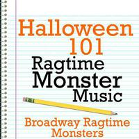 Halloween 101 - Ragtime Monster Music packshot