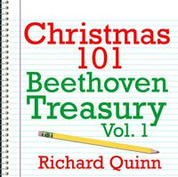 Christmas 101 - Beethoven Treasury Vol. 1 packshot