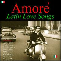 Amore: Latin Love Songs packshot