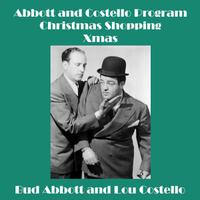 Abbott and Costello Program - Christmas Shopping - Xmas - EP packshot