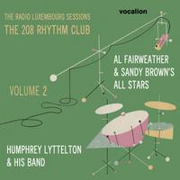 The Radio Luxembourg Sessions: The 208 Rhythm Club, Vol. 2 packshot