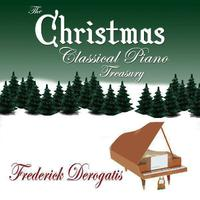 The Christmas Classical Piano Treasury packshot