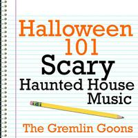 Halloween 101 - Scary Haunted House Music packshot